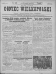 Goniec Wielkopolski: najtańsze pismo codzienne dla wszystkich stanów 1931.03.31 R.55 Nr74