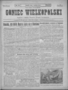 Goniec Wielkopolski: najtańsze pismo codzienne dla wszystkich stanów 1931.04.01 R.55 Nr75