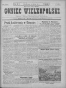 Goniec Wielkopolski: najtańsze pismo codzienne dla wszystkich stanów 1931.04.10 R.55 Nr82