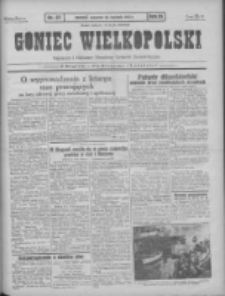 Goniec Wielkopolski: najtańsze pismo codzienne dla wszystkich stanów 1931.04.16 R.55 Nr87+dodatek