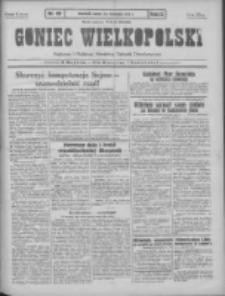 Goniec Wielkopolski: najtańsze pismo codzienne dla wszystkich stanów 1931.04.18 R.55 Nr89