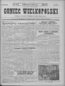 Goniec Wielkopolski: najtańsze pismo codzienne dla wszystkich stanów 1931.04.22 R.55 Nr92