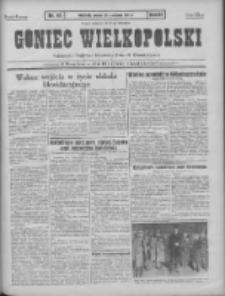 Goniec Wielkopolski: najtańsze pismo codzienne dla wszystkich stanów 1931.04.25 R.55 Nr95
