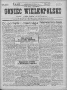 Goniec Wielkopolski: najtańsze pismo codzienne dla wszystkich stanów 1931.04.28 R.55 Nr97