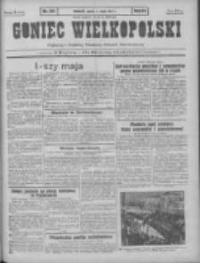 Goniec Wielkopolski: najtańsze pismo codzienne dla wszystkich stanów 1931.05.01 R.55 Nr100