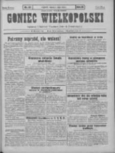 Goniec Wielkopolski: najtańsze pismo codzienne dla wszystkich stanów 1931.05.02 R.55 Nr101