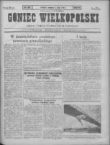 Goniec Wielkopolski: najtańsze pismo codzienne dla wszystkich stanów 1931.05.03 R.55 Nr102