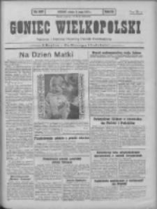 Goniec Wielkopolski: najtańsze pismo codzienne dla wszystkich stanów 1931.05.09 R.55 Nr107