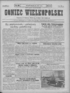 Goniec Wielkopolski: najtańsze pismo codzienne dla wszystkich stanów 1931.05.10 R.55 Nr108+dodatek