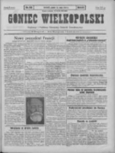 Goniec Wielkopolski: najtańsze pismo codzienne dla wszystkich stanów 1931.05.15 R.55 Nr112