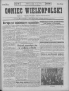 Goniec Wielkopolski: najtańsze pismo codzienne dla wszystkich stanów 1931.05.17 R.55 Nr113