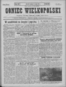 Goniec Wielkopolski: najtańsze pismo codzienne dla wszystkich stanów 1931.05.19 R.55 Nr114