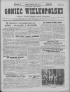 Goniec Wielkopolski: najtańsze pismo codzienne dla wszystkich stanów 1931.05.27 R.55 Nr120