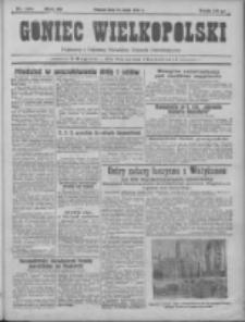 Goniec Wielkopolski: najtańsze pismo codzienne dla wszystkich stanów 1931.05.31 R.55 Nr124