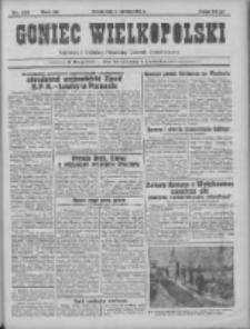Goniec Wielkopolski: najtańsze pismo codzienne dla wszystkich stanów 1931.06.02 R.55 Nr125