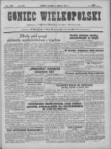 Goniec Wielkopolski: najtańsze pismo codzienne dla wszystkich stanów 1931.06.04 R.55 Nr127