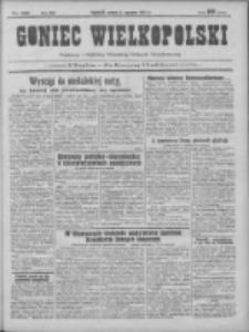 Goniec Wielkopolski: najtańsze pismo codzienne dla wszystkich stanów 1931.06.06 R.55 Nr128