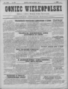 Goniec Wielkopolski: najtańsze pismo codzienne dla wszystkich stanów 1931.06.09 R.55 Nr130