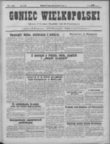 Goniec Wielkopolski: najtańsze pismo codzienne dla wszystkich stanów 1931.06.10 R.55 Nr131