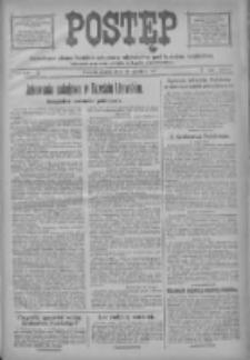 Postęp: narodowe pismo katolicko-ludowe niezależne pod każdym względem 1917.12.28 R.28 Nr294