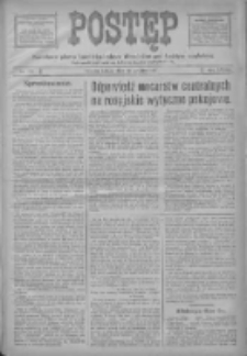 Postęp: narodowe pismo katolicko-ludowe niezależne pod każdym względem 1917.12.29 R.28 Nr295