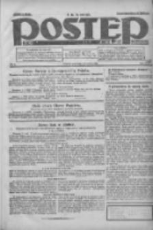 Postęp: dziennik chrześcijański i narodowy: wychodzi w Poznaniu 1924.01.03 R.35 Nr2