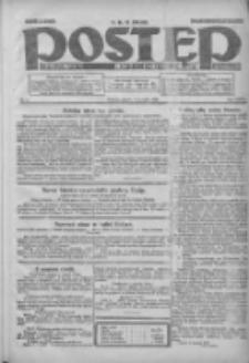Postęp: dziennik chrześcijański i narodowy: wychodzi w Poznaniu 1924.01.04 R.35 Nr3