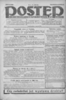 Postęp: dziennik chrześcijański i narodowy: wychodzi w Poznaniu 1924.01.05 R.35 Nr4