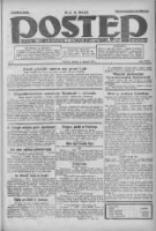 Postęp: dziennik chrześcijański i narodowy: wychodzi w Poznaniu 1924.01.08 R.35 Nr6