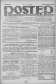 Postęp: dziennik chrześcijański i narodowy: wychodzi w Poznaniu 1924.01.09 R.35 Nr7