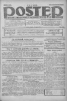Postęp: dziennik chrześcijański i narodowy: wychodzi w Poznaniu 1924.01.13 R.35 Nr11
