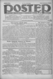 Postęp: dziennik chrześcijański i narodowy: wychodzi w Poznaniu 1924.01.16 R.35 Nr13