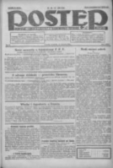 Postęp: dziennik chrześcijański i narodowy: wychodzi w Poznaniu 1924.01.17 R.35 Nr14