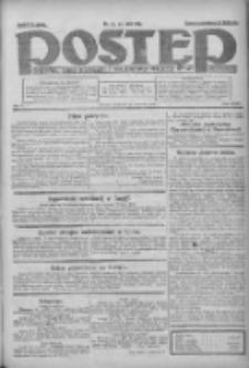 Postęp: dziennik chrześcijański i narodowy: wychodzi w Poznaniu 1924.01.20 R.35 Nr17