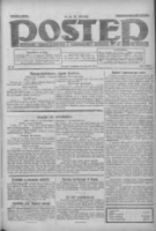 Postęp: dziennik chrześcijański i narodowy: wychodzi w Poznaniu 1924.01.24 R.35 Nr20