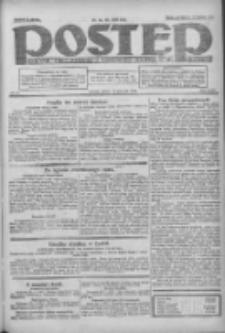 Postęp: dziennik chrześcijański i narodowy: wychodzi w Poznaniu 1924.01.25 R.35 Nr21