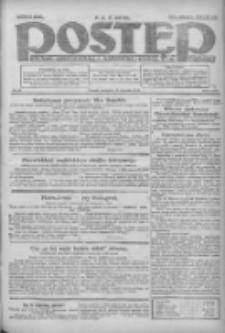 Postęp: dziennik chrześcijański i narodowy: wychodzi w Poznaniu 1924.01.27 R.35 Nr23