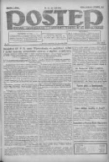Postęp: dziennik chrześcijański i narodowy: wychodzi w Poznaniu 1924.01.31 R.35 Nr26