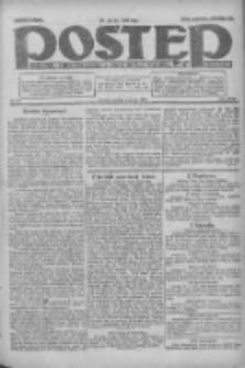 Postęp: dziennik chrześcijański i narodowy: wychodzi w Poznaniu 1924.02.02 R.35 Nr28