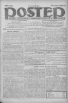 Postęp: dziennik chrześcijański i narodowy: wychodzi w Poznaniu 1924.02.05 R.35 Nr29