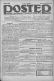 Postęp: dziennik chrześcijański i narodowy: wychodzi w Poznaniu 1924.02.07 R.35 Nr31