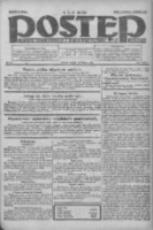 Postęp: dziennik chrześcijański i narodowy: wychodzi w Poznaniu 1924.02.12 R.35 Nr35