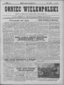 Goniec Wielkopolski: najtańsze pismo codzienne dla wszystkich stanów 1931.06.12 R.55 Nr133