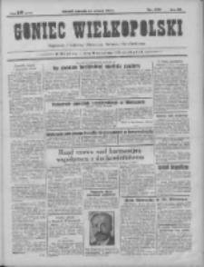 Goniec Wielkopolski: najtańsze pismo codzienne dla wszystkich stanów 1931.06.14 R.55 Nr135