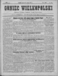 Goniec Wielkopolski: najtańsze pismo codzienne dla wszystkich stanów 1931.06.16 R.55 Nr136