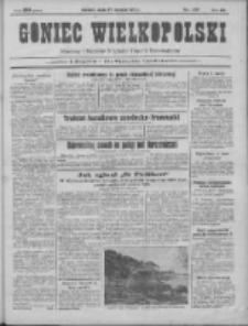 Goniec Wielkopolski: najtańsze pismo codzienne dla wszystkich stanów 1931.06.17 R.55 Nr137