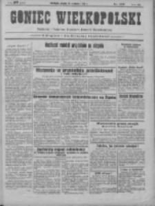 Goniec Wielkopolski: najtańsze pismo codzienne dla wszystkich stanów 1931.06.19 R.55 Nr139