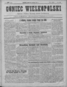 Goniec Wielkopolski: najtańsze pismo codzienne dla wszystkich stanów 1931.06.20 R.55 Nr140