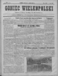 Goniec Wielkopolski: najtańsze pismo codzienne dla wszystkich stanów 1931.06.21 R.55 Nr141