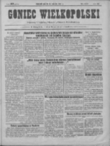 Goniec Wielkopolski: najtańsze pismo codzienne dla wszystkich stanów 1931.06.23 R.55 Nr142